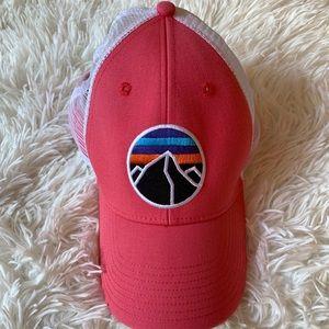 Patagonia Fitz Roy Emblem LoPro Trucker Hat